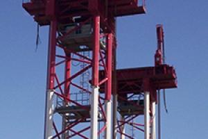 Placche in gomma per la movimentazione di grandi strutture